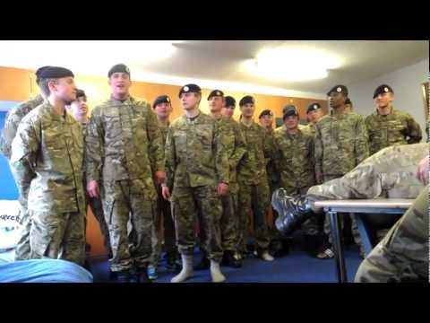 Royal Engineer 55 Squadron Drinking Song
