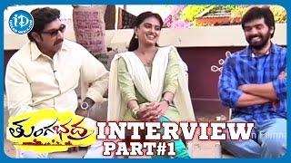 Tungabhadra Movie Team Special Interview Part - 1 | Adith Arun | Dimple Chopade | Sathyaraj