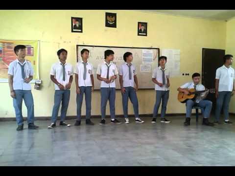 Panbers Gereja Tua (cover) XII Bahasa SMA N 1 Tareran