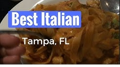 Best Italian Restaurant in Tampa Florida