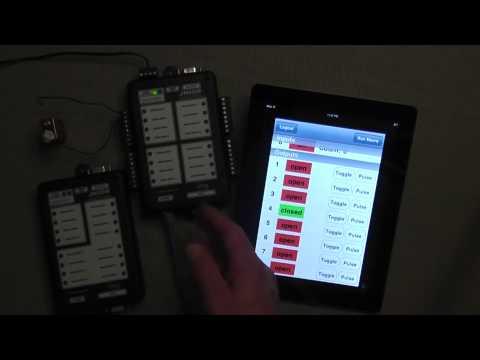 INTEG JNIOR iPad App