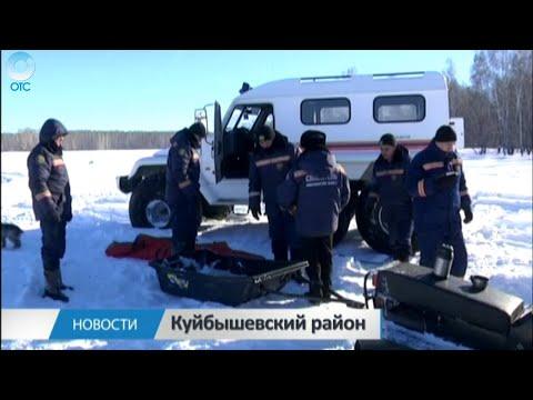 Пять часов на морозе ждал помощи житель Куйбышевского района