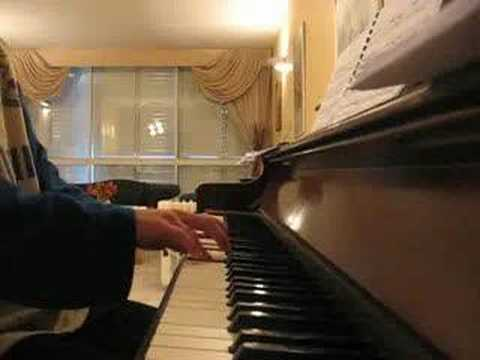 Once In Royal David's city on piano by Lorie Line