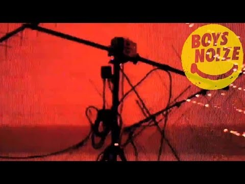 BOYS NOIZE - Jeffer (Official Video)