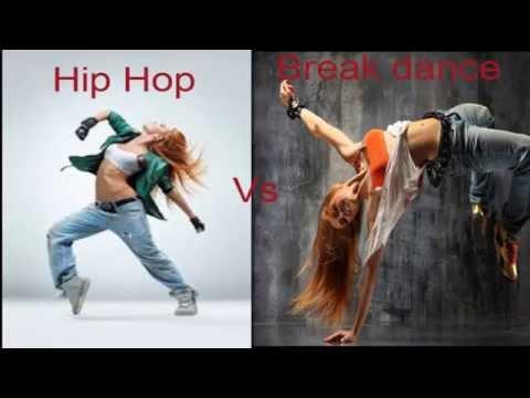 HIP HOP VS BREAK DANCE