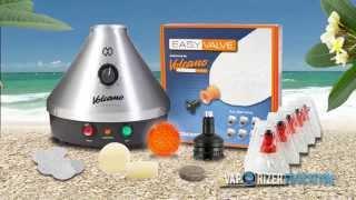 Volcano Classic Vaporizer: How to Use - Review/Demo Tutorial with Vapor MC