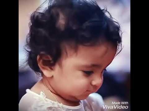 Cute Baby Wish U Good Morning Whatsapp Status Video