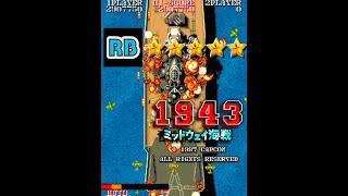 1987 [60fps] 1943 Hardest ALL