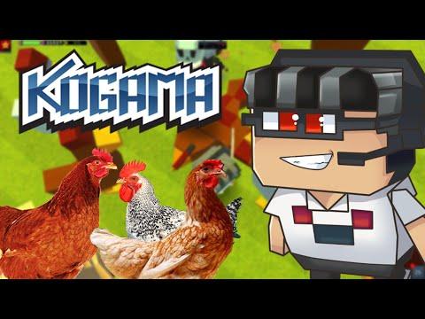 Kogama – Aventura no Galinheiro