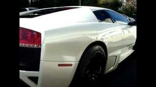 High-End Detailing for Lamborghini Murciélago LP640| Charlotte NC