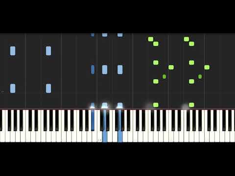 Different Heaven & EH!DE - My Heart - PIANO TUTORIAL