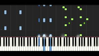 Different Heaven Eh De My Heart - PIANO TUTORIAL.mp3