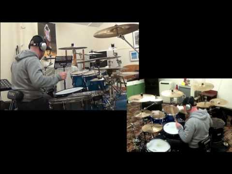 Color of Right Rush 2016 drum cover
