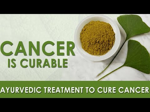 Ayurvedic treatment : destroy 98% of cancer cells in 72 hours in english || selfhelp