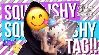 """SQUISHY"" Squishy Tag?! | Jasmine Zafirah ft.Adriana Simanjutak"