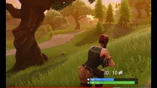 Fortnite on the Nvidia GT 1030 graphics card: PC 900p, intel i5 2400