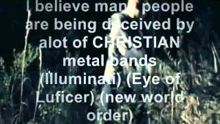 Exposed Christian Metal Band (FOR TODAY)