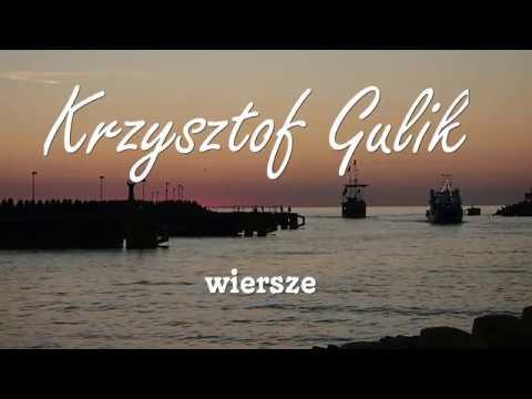 Poezja Wiersze Krzysztof Gulik Czyta Autor Wraz Z żoną Ireną Kołobrzeg 2018