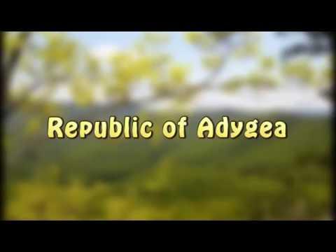"""learn Russian! Republic of """"Adygea"""