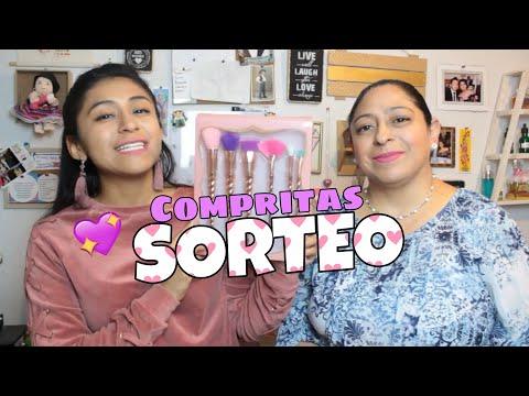 COMPRAS EN EL CENTRO CDMX ♥ PLAZA PEÑAY PEÑA / COSMETICWORLD + SORTEO :)