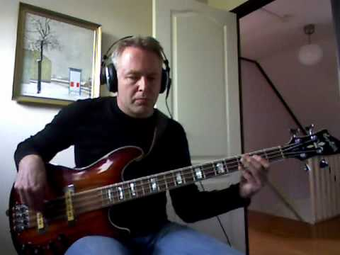 Brothers Johnson - Blam - Bass playalong