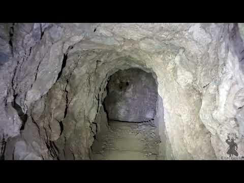 Underground Mine Survey Ridgecrest Earthquake Area Abandoned Mine 1