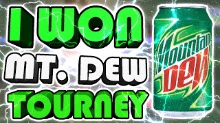 I WON THE MT. DEW TOURNEY • BOOSTERS EXPOSED • 2K GIVE ME MY UNLIMITED BOOSTS