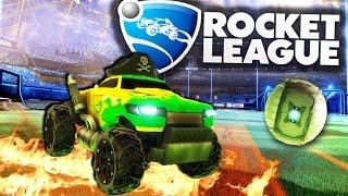Rocket League - САМЫЙ БОЛЬШОЙ МЯЧ (КРУТОЕ ОБНОВЛЕНИЕ)!