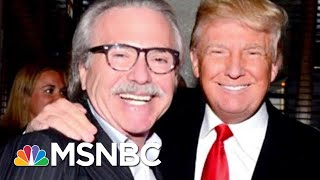 Explosive Bezos Allegation Could Jeopardize Trump Ally Immunity | The Beat With Ari Melber | MSNBC