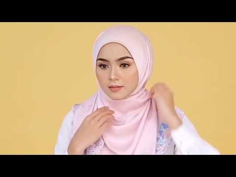 Easy & Casual Hijab Tutorial - Part 3