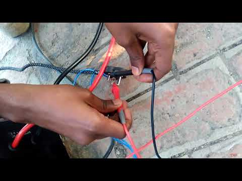 Solar panel PCU WORKING PROCESS FROM LIVE UP NEDA
