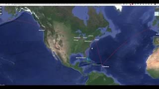 Tuto Random Flight Database World Tour