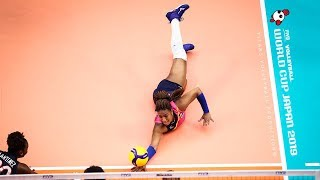 Best Women's Volleyball Actions | World Cup Japan 2019