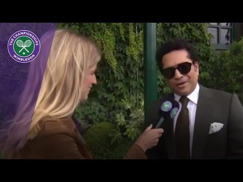 Sachin Tendulkar excited to watch Roger Federer at Wimbledon 2017