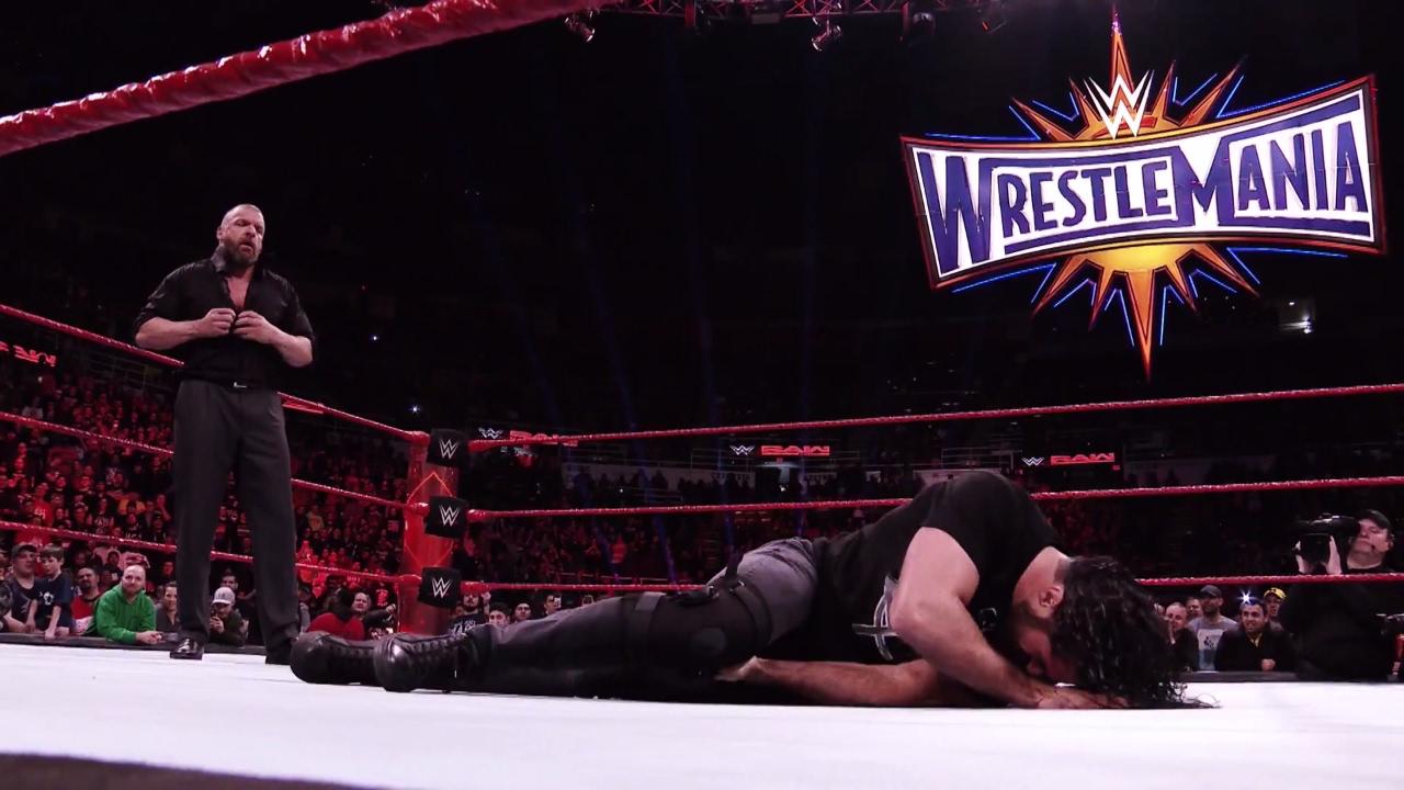 Download Road to WrestleMania 33: Seth Rollins vs. Triple H