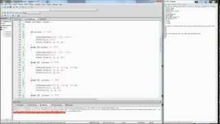 hand In 4 p programming File reader