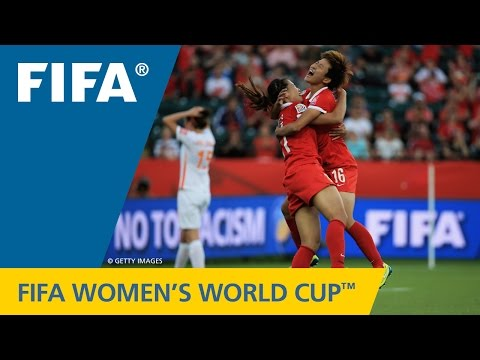 HIGHLIGHTS: China PR v. Netherlands - FIFA Women's World Cup 2015