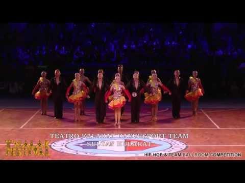 Teatro Kalakat Dancesport Team (Sultan Kudarat) - 1st Runner -up