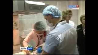 Уникальный центр медицинской симуляции, открылся в Чите / Sim Center Chita State Academy of Medicine(, 2014-12-10T14:50:23.000Z)