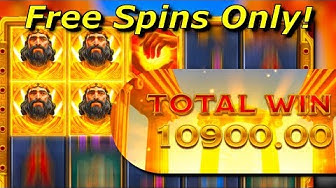 Midas Golden Touch free spins only compilation!