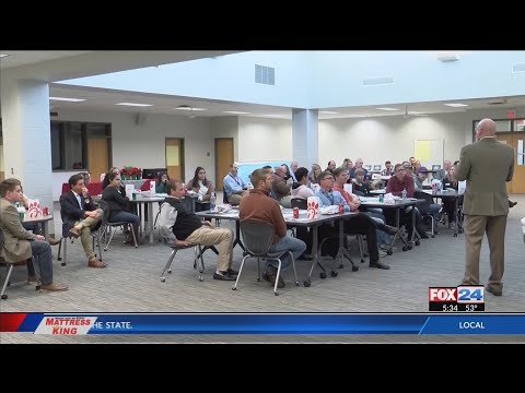 Rogers New Technology High School Launches Community Program (Fox 24)