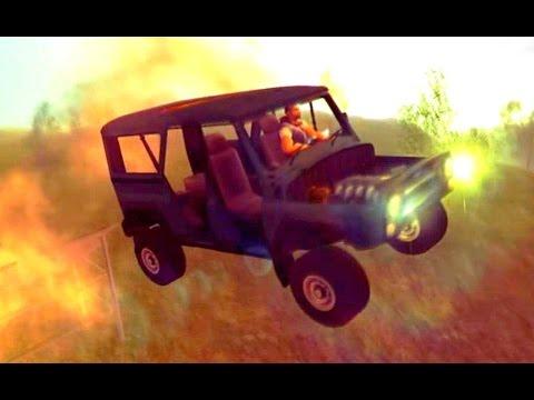 Обзор внеигровой УАЗ 4x4 Off Road Racing (2015) uaz