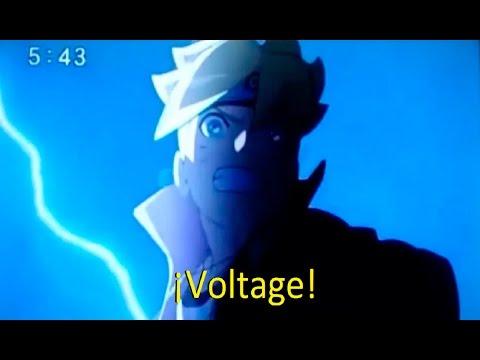 Segundo TRAILER de BORUTO: Naruto the Movie   Dash Aniston