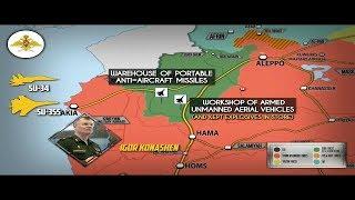 Обзор военных действий в Сирии.  7-е сентября 2018г.