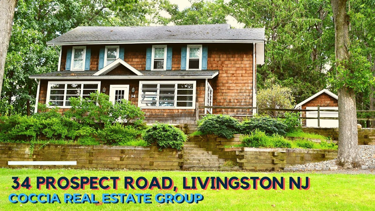 34 Prospect Road | Homes for Sale Livingston NJ