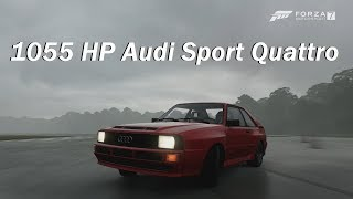 Extreme Power, No Handling - 1983 Audi Sport Quattro (Forza Motorsport 7)