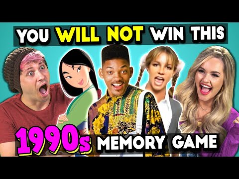 Pablo - 90's Pop Music | The Impossible Memory Challenge