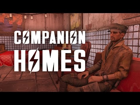 Companion Homes - Send Companions Back to Better Companion Homes with These Fallout 4 Mods