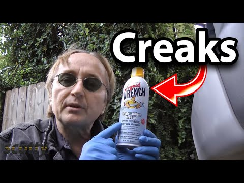How To Fix a Creaking Car