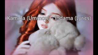 Kamola(Ummon)_Indama(Music_Version
